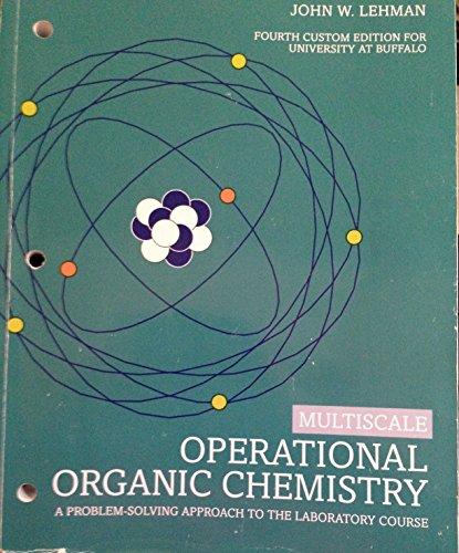 9781256657897: Multiscale Operational Organic Chemistry