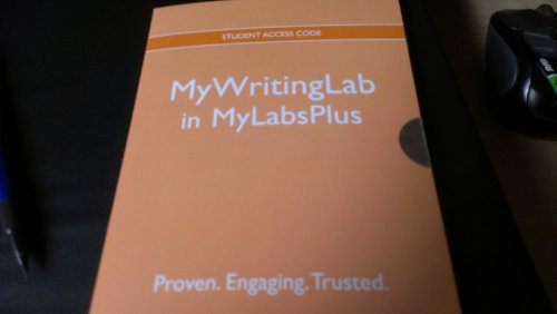 9781256659198: MyWritingLab in MyLabsPlus (Access code) (MyWritingLab in MyLabsPlus (Access code))
