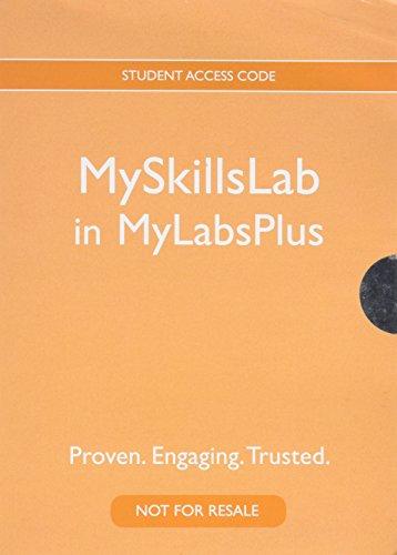 9781256659235: MySkillsLab in MyLabsPlus
