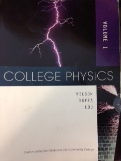9781256682202: College Physics Volume 1 Custom OCCC