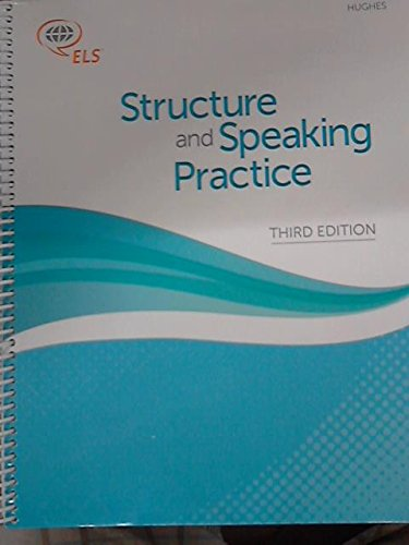 9781256693871: Structure and Speaking Practice