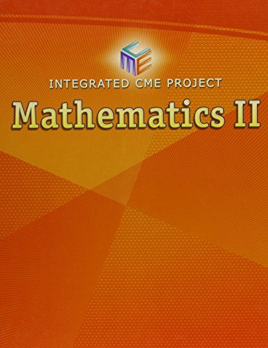 9781256694663: Mathematics 2 Integrated CME Project