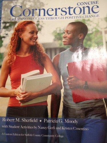 9781256701460: Concise Cornerstone: Creating Success Through Positive Change (Concise Cornerstone)