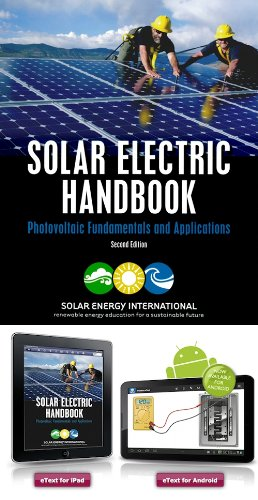 9781256701668: Solar Electric Handbook: Photovoltaic Fundamentals and Applications - Textbook / eBook Bundle
