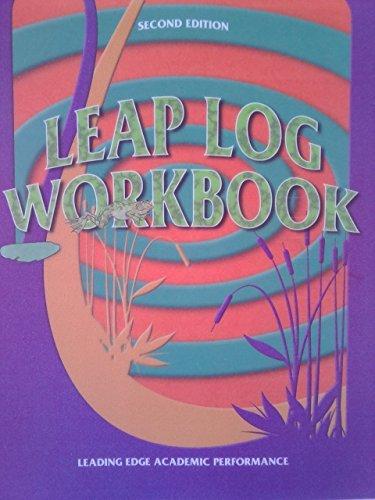 9781256702030: LEAP Log Workbook