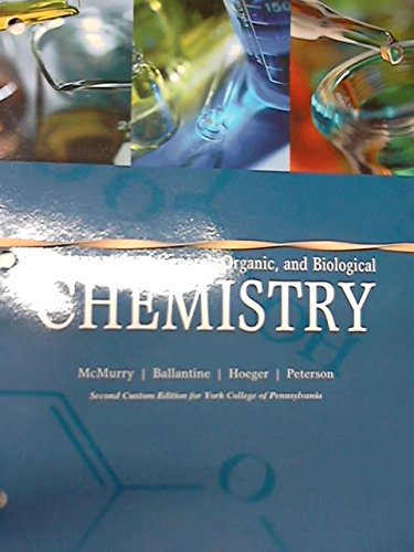 9781256702573: Fundamentals of General, Organic, and Biological Chemistry