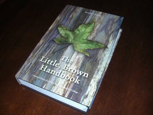 9781256704539: The Little, Brown Handbook (Custom Edition for Pikes Peak Community College)