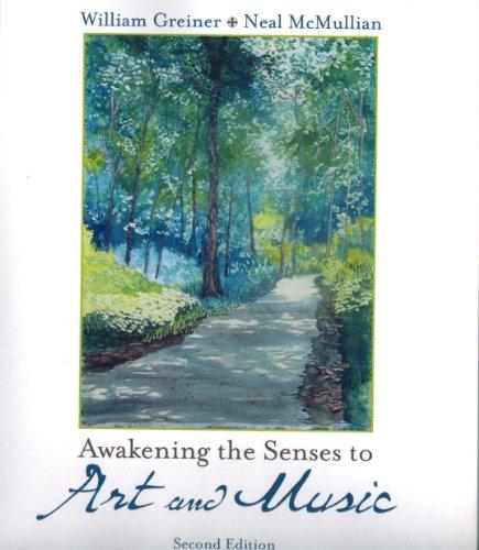9781256708766: Awakening the Senses to Art and Music (2nd Edition)