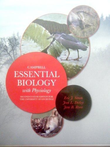 9781256709534: Campbell Essential Biology with Physiology (Second