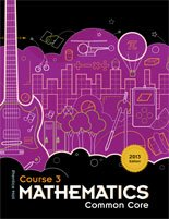 9781256737223: Prentice Hall Mathematics Course 3 Common Core, 2013 Edtion, ISBN 1256737224 9781256737223