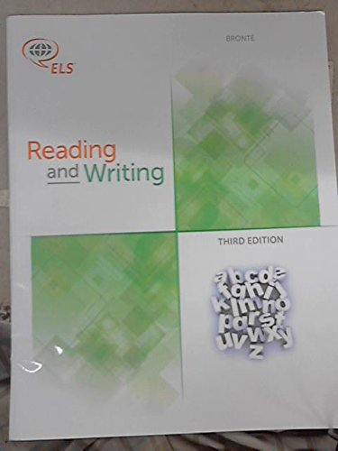 9781256737742: Reading and Writing