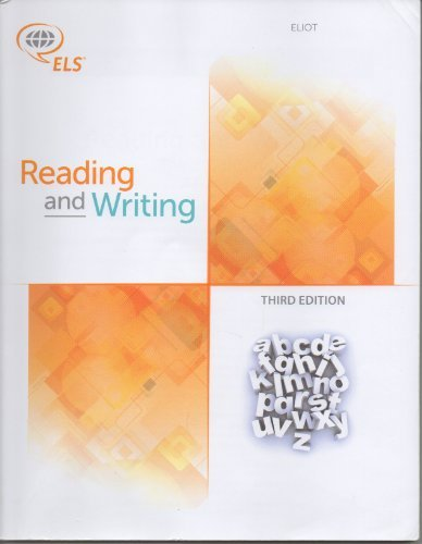 9781256739807: Eliot: Reading and Writing