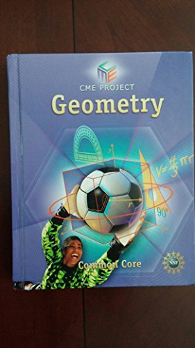 9781256741480: High School Math Cme Common Core Geometry Student Edition Grade 9/12
