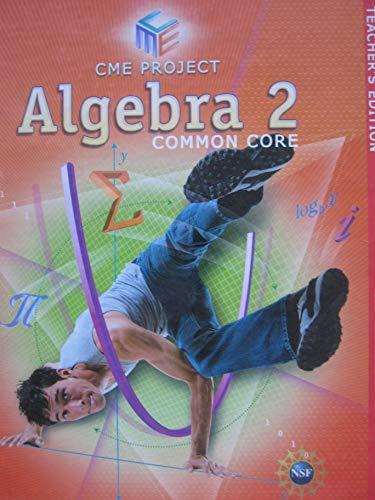 9781256741817: CME Project Algebra 2 Common Core Teacher's Edition
