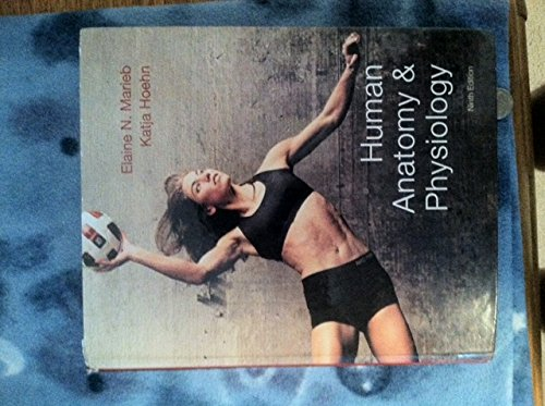 9781256746164: Human Anatomy and Physiology