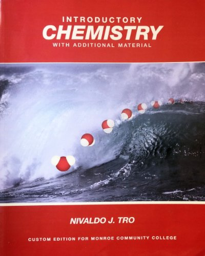 9781256746263: Introductory Chemistry (Custom Edition for Monroe Community College)