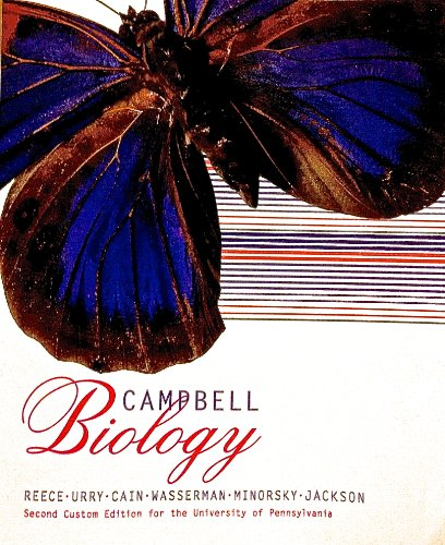 9781256750291: Campbell Biology (Second Custom Edition for the University of Pennsylvania)