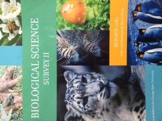 9781256763260: Biological Science Survey II- Custom Edition for Chicago State University Biology 1080
