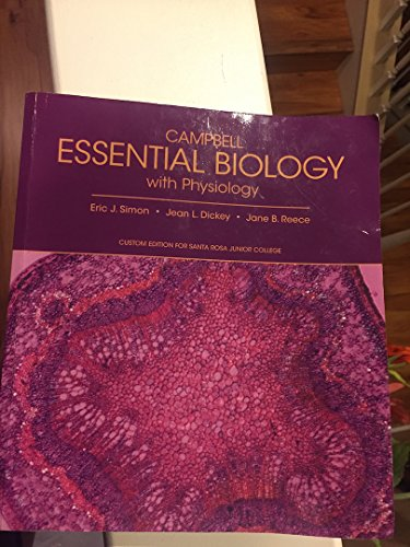 9781256765677: Essential Biology with Physiology