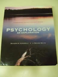 Custom Edition for Hinds Community College Psychology an Exploration: Saundra K Ciccarelli