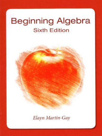9781256771920: Beginning Algebra ( Custom Edition for Indian River State College