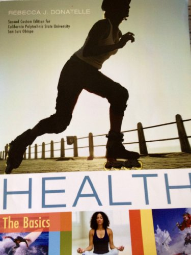 9781256778066: [ { HEALTH: THE BASICS PLUS MYHEALTHLAB WITH ETEXT -- ACCESS CARD PACKAGE } ] by Donatelle, Rebecca J (AUTHOR) Apr-17-2012 [ Paperback ]