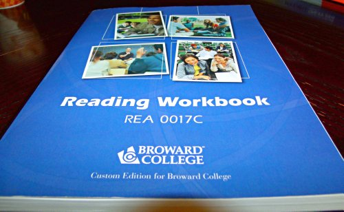 9781256780977: Reading Workbook (REA 00117C)-Custom Edition for Broward College