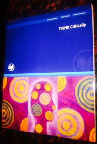 9781256782025: Think Critically