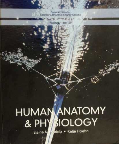 9781256793021: Human Anatomy & Physiology (Custom Edition for Central Piedmont Community College)