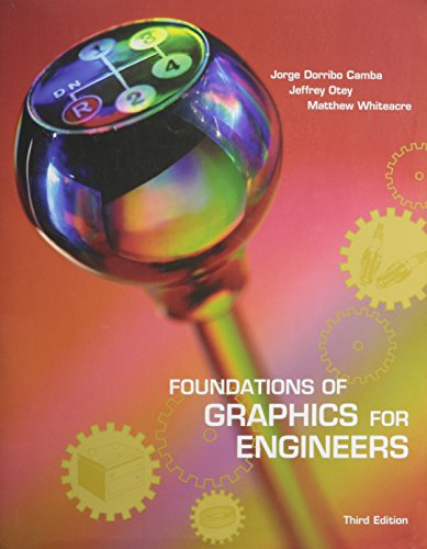 9781256804451: Foundations of Graphics for Engineers