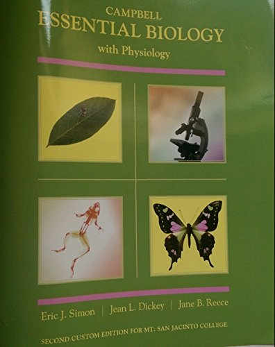 9781256807766: Campbell Essential Biology with Physiology