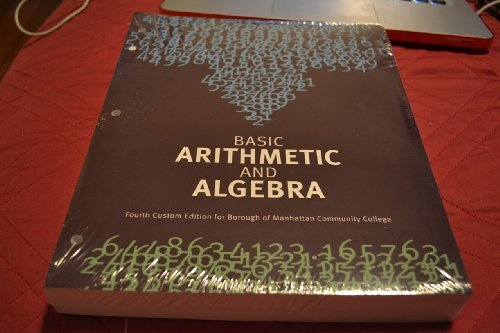 9781256807810: Basic Arithmetic and Algebra