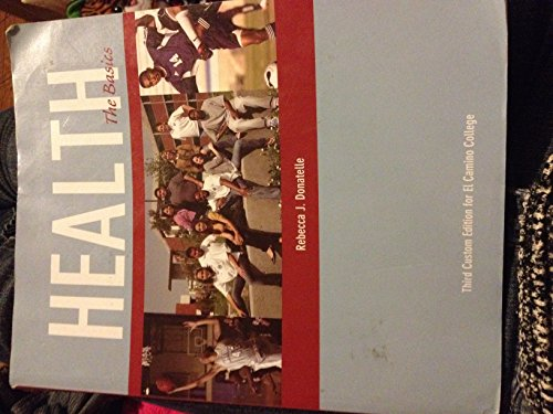 9781256807889: Health the Basics