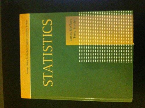 9781256809036: STATISTICS >CUSTOM<