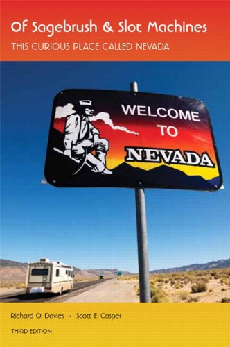 9781256813972: Of Sagebrush and Slot Machines - This Curious Place Called Nevada (3rd Edition)