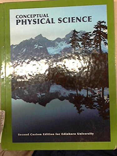 9781256814276: Conceptual Physical Science (Custom for Edinboro University)
