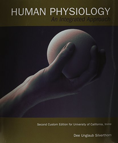 9781256821687: Human Physiology: An Integrated Approach (2nd Edition)