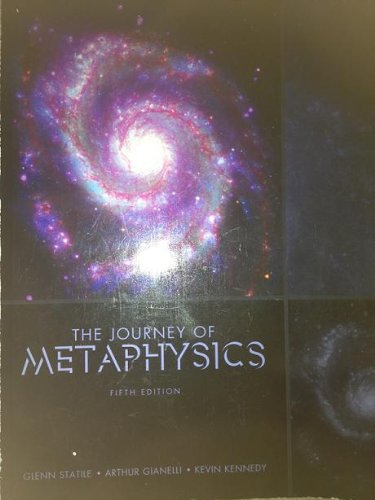 9781256823032: The Journey of Metaphysics (Fifth Edition)