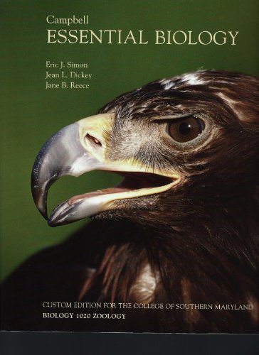 9781256823681: Campbell Essential Biology, Custom Edition for the College of Southern Maryland