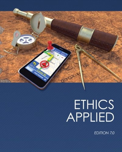 9781256825357: Ethics Applied