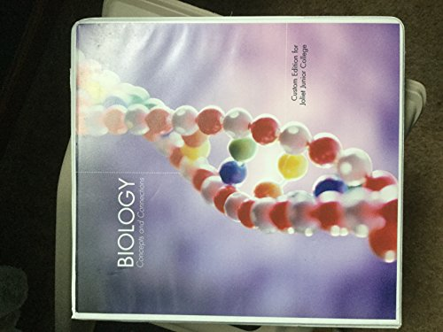 9781256836186: Biology: Concepts and Connections, Custom Edition for Joliet Junior College