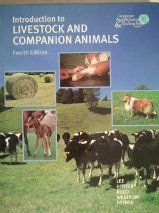 9781256836865: Introduction to Livestock and Companion Animals Fourth Edition (Interstate AgriScience & Technology Series)