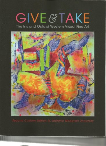 9781256840091: Give & Take: The Ins and Outs of Western Visual Fine Art