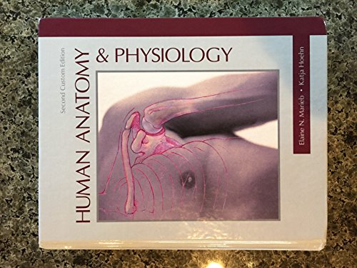 9781256840855: Human Anatomy and Physiology