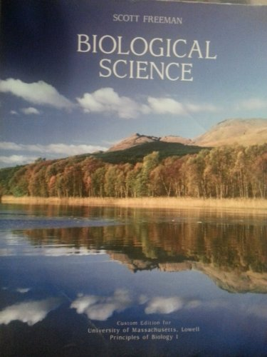 9781256849322: Biological Science