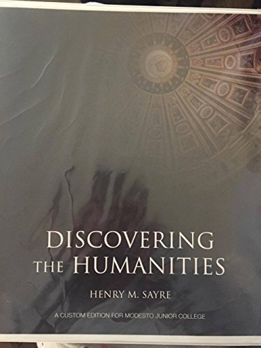 9781256850526: Discovering Humanities