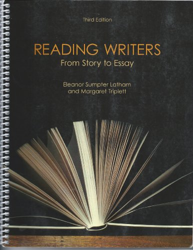 9781256856931: Reading Writers From Story to Essay