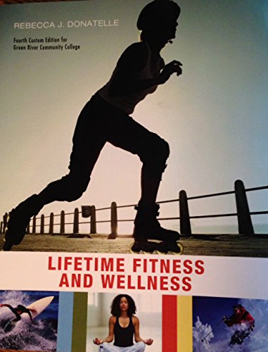 9781256862291: LIFETIME FITNESS AND WELLNESS