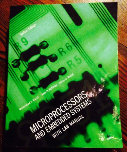 9781256866275: Microprocessors and Embedded Systems w/ Lab Manual (Custom Edition)