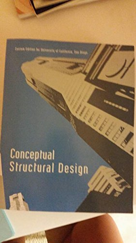 9781256878575: Conceptual Structural Design Custom Edition for University of California, San Diego